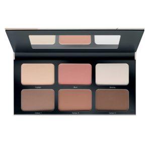 artdeco most wanted contouring palette cool (open palette box)