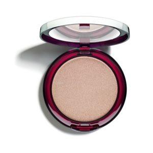 artdeco highlighting powder compact (open)