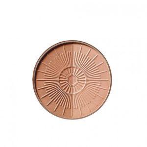 artdeco bronzing powder compact refill natural