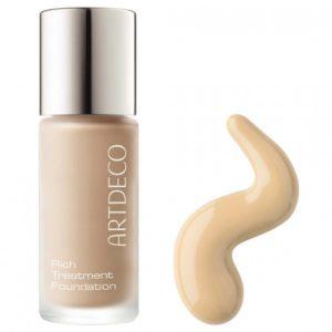 artdeco rich treatment foundation vanilla rose