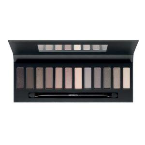 artdeco most wanted eyeshadow palette nude (open)