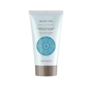 artdeco super rich hand cream mask skin purity