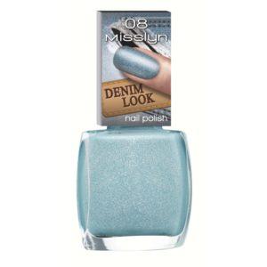misslyn denim look nail polish stonewashed