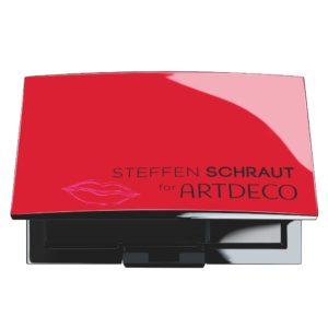 artdeco beauty box quattro iconic red