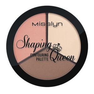 misslyn contouring palette shaping queen