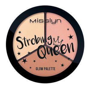 misslyn strobing queen palette