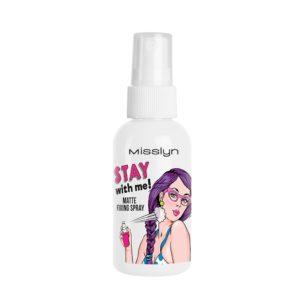 misslyn stay with me matt fixing spray