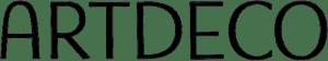 Artdeco logo (Black)