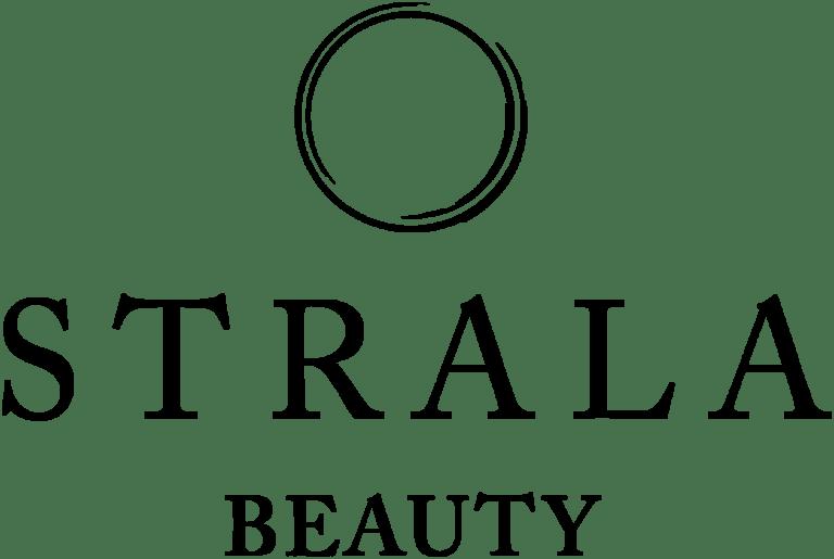 Strala Beauty logo (black)