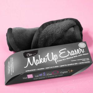 make up eraser chic black (product & box)
