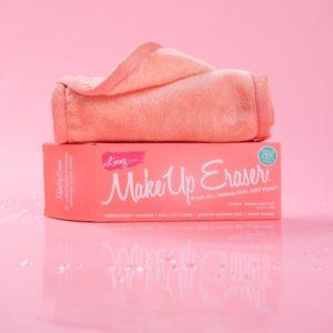 make up eraser living coral (product & box)
