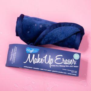 make up eraser royal navy (product & box)
