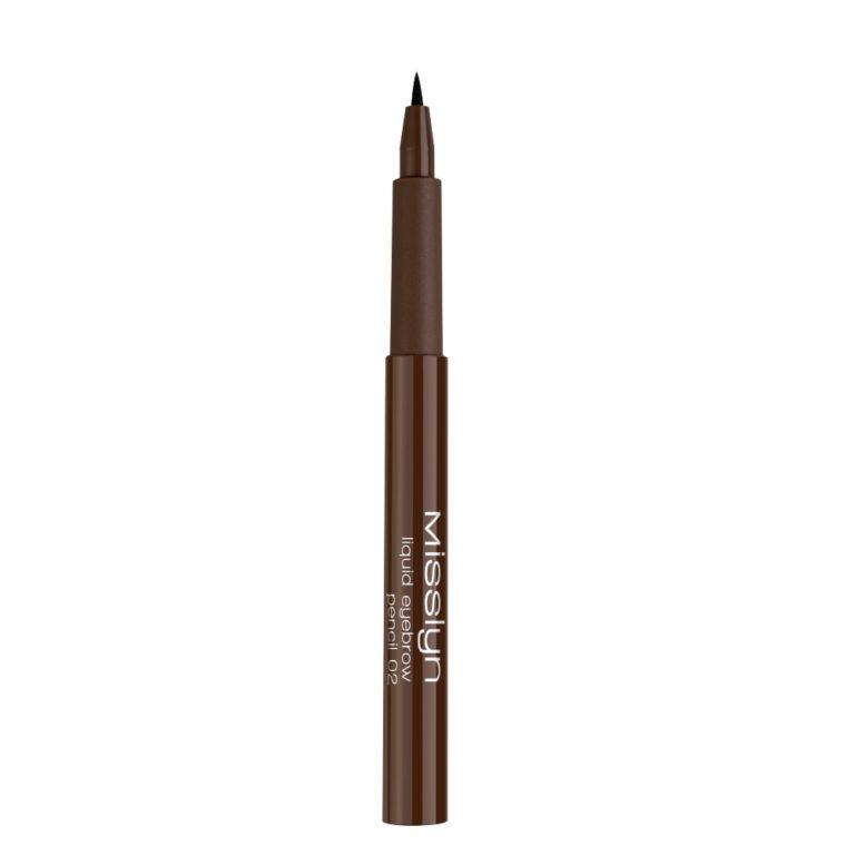 misslyn liquid eyebrow pencil