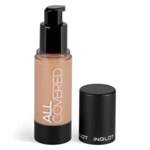 inglot all covered foundation mw005