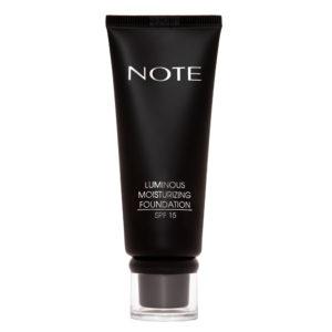 note luminous moisturizing foundation spf15 03 medium beige