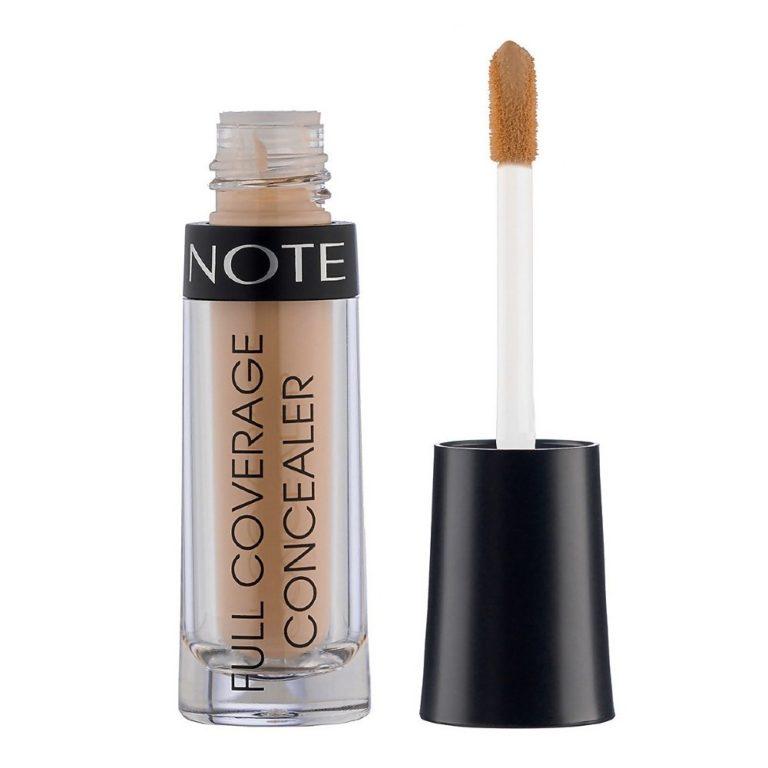 note full coverage liquid concealer 01 ivory