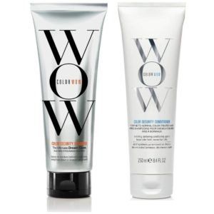 color wow security shampoo & conditioner fine to normal