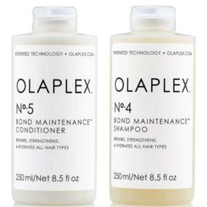 olaplex bond maintenance shampoo and conditioner