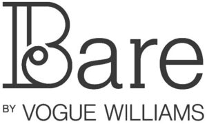 bare by vogue logo black