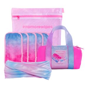makeup eraser lets get physical gym set (contents)