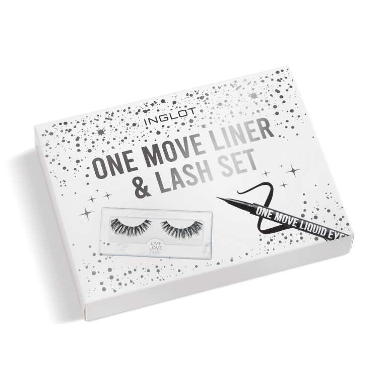 inglot one move liner & lash set (closed)