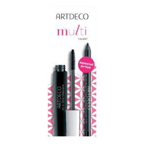 artdeco all in one mascara soft liner gift set
