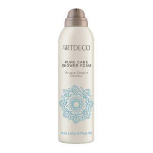 artdeco pure care shower foam