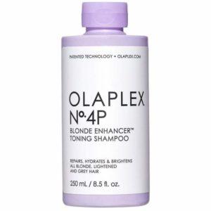 olaplex blonde enhancer toning shampoo no 4p