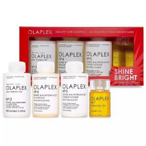 olaplex health hair essentials gift set