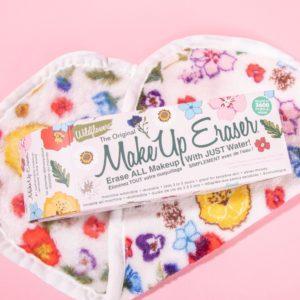 makeup eraser wildflowers